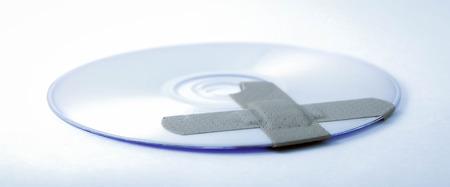 A DVD  Stock Photo