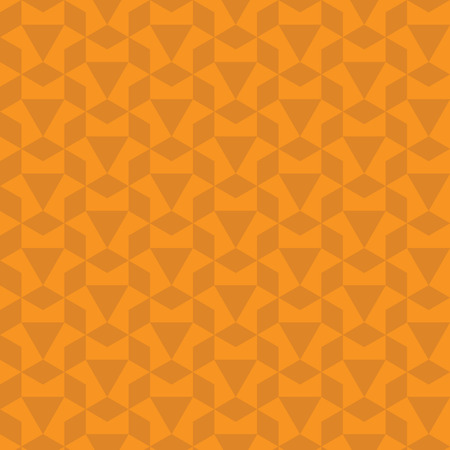 endlessly: Seamless pattern of orange. Vector version of the file does not have a transparent objects. Fully editable.