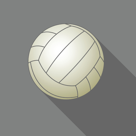 eps 8: Volleyball. Vector EPS 8 version of the file is fully editable.