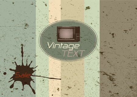 backgrounds vintage Stock Vector - 9460587