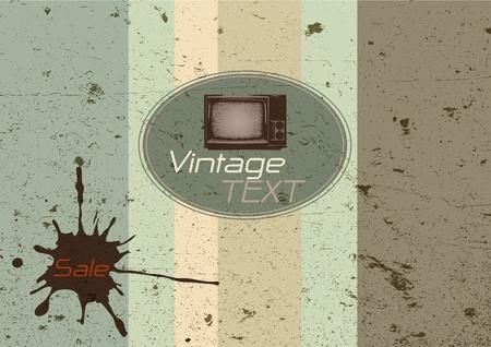 backgrounds vintage Stock Vector - 9460587