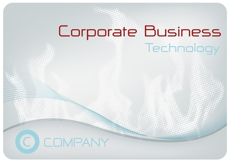 Corporate Business Illustration