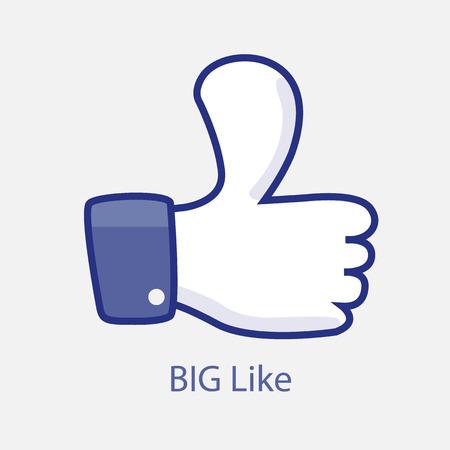 BIG Like, i like it