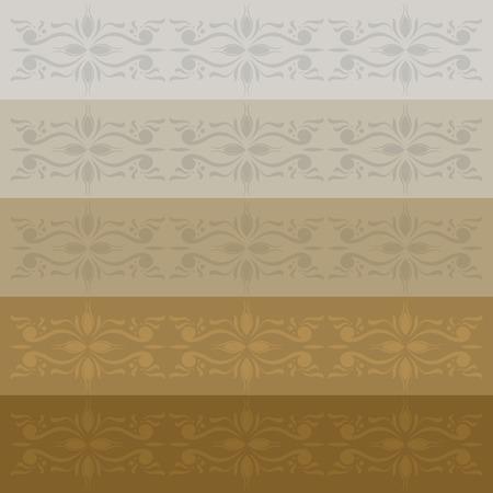 Gold - Wallpaper Illustration
