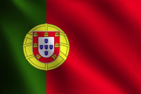 drapeau portugal: Drapeau PORTUGAL