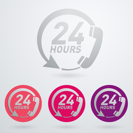 twenty four hours: Twenty four hours icon