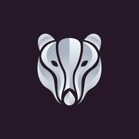 reliance: Badger logo vector Illustration