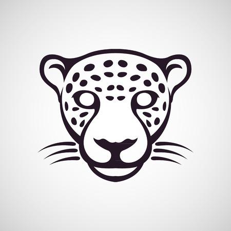 ジャガーのロゴのベクトル