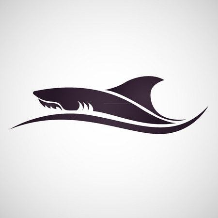 Shark   vector Stok Fotoğraf - 41926446