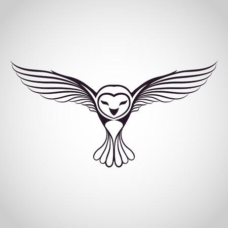 owl Stok Fotoğraf - 43413085