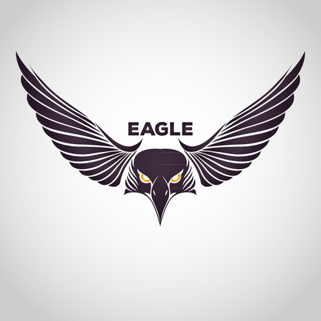 águila Vectores