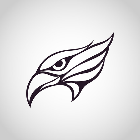flying falcon: eagle