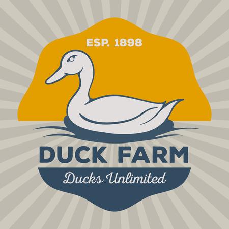 goose flesh: Duck