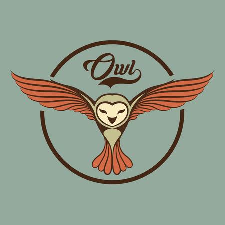 owl  Vectores