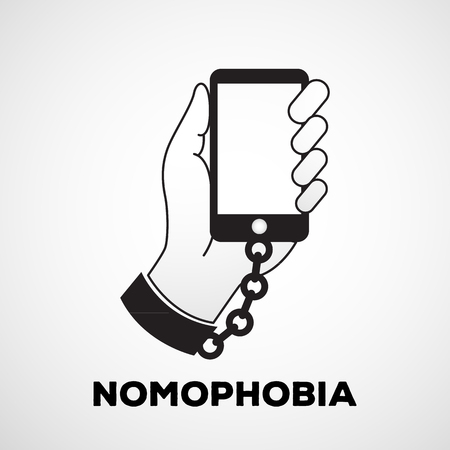 obsessed: nomophobia