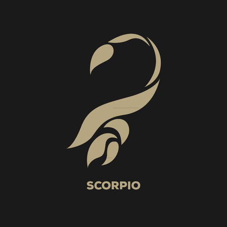 Scorpio logo vector