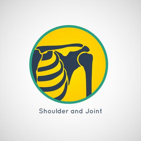 Schulter und Joint