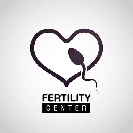 fertility: fertility center Illustration