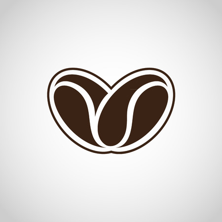 coffee beans: Coffee beans icon