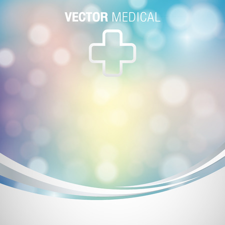 medical abstract: Abstract medical background