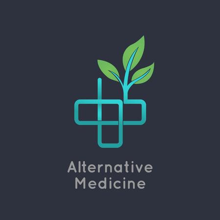 Médecine alternative Banque d'images - 59247594