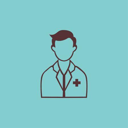 Pharmacist icon vector design