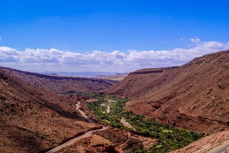 ballad: High Atlas, Atlas Mountains Morocco in Northern Africa