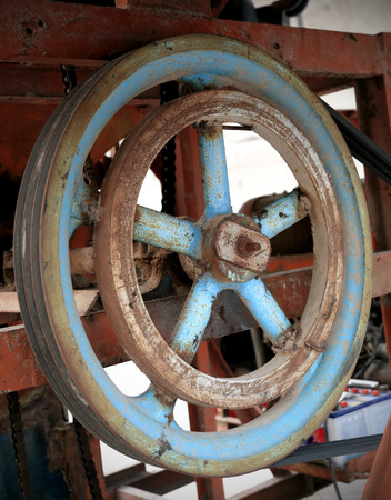 pulleys: pulley