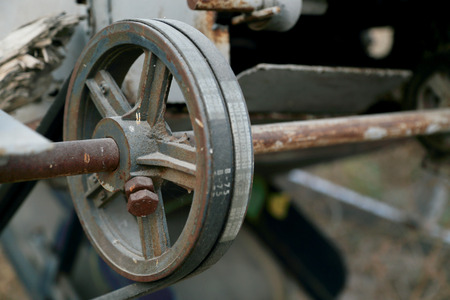 pulley: pulley