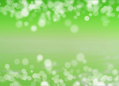green background: green bokeh abstract background