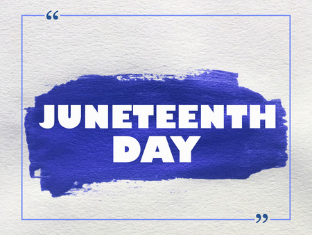 day: Juneteenth day