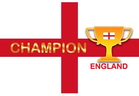 bandiera inghilterra: England flag per il calcio
