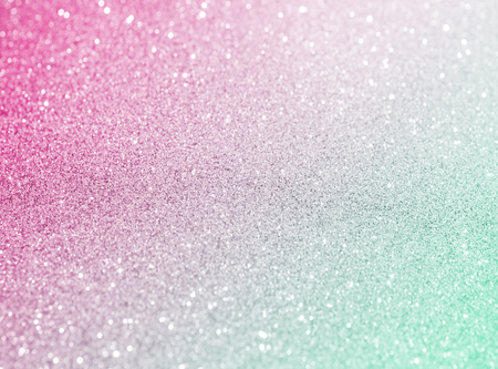 white pink blue glitter texture abstract background Banco de Imagens