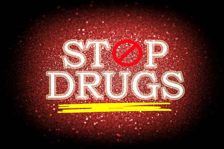 against: International day against drug abuse