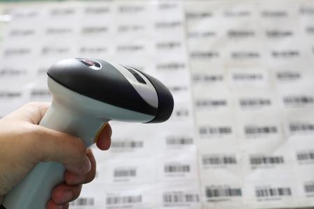 scanner: barcode scanner