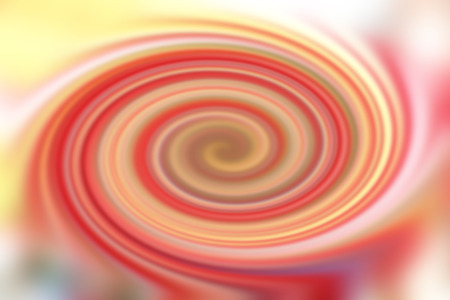 mode made: Red, green and yellow made by twirl mode for background.