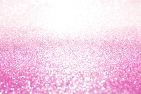 Sweet pink abstract shiny glitter background.