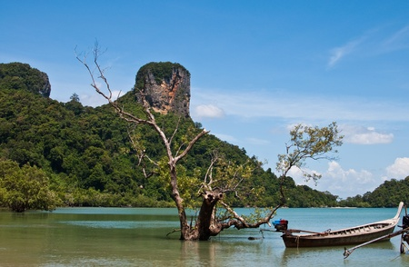 railay: Railay beach ,Thailand