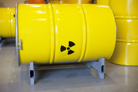 radioactive waste photo