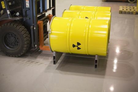desechos toxicos: residuos radiactivos
