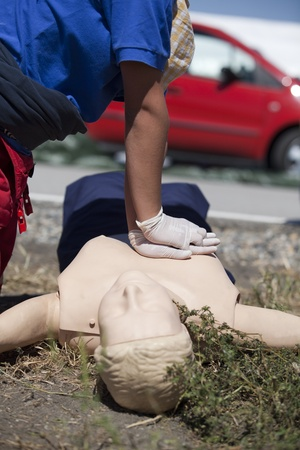 cpr Stock Photo - 11258312