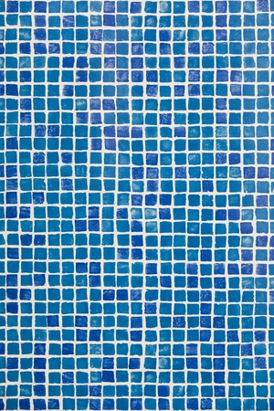 swimming pool mosaic photo