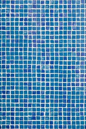ceramic tiles: swimming pool mosaic