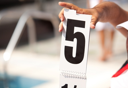 number 5 Stock Photo - 11575593