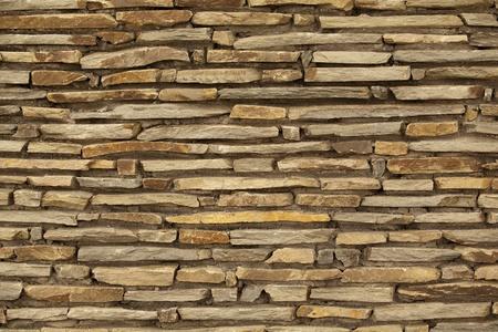 slate texture: stone wall