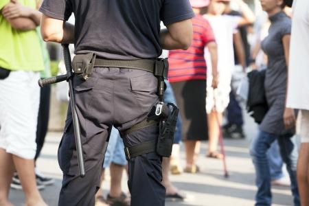 policeman photo