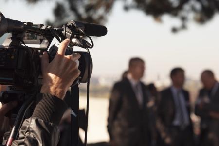 camerman amely egy olyan esemény kamerával