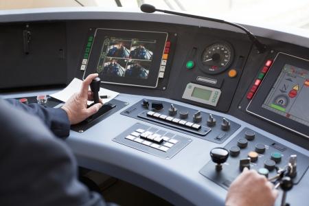mozdonyvezető