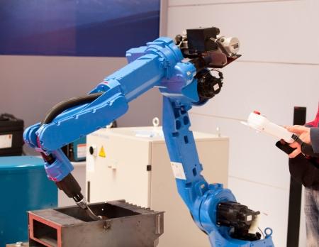 ipari robotkar
