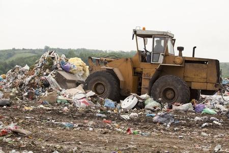 hulladéklerakó
